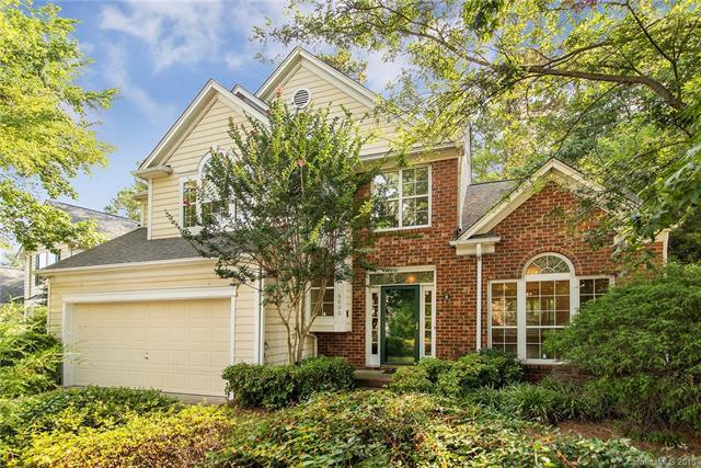 6000 Beech Cove Lane, Charlotte, NC 28269 (#3412431) :: Odell Realty Group