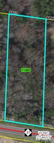 Lot # 10 Hwy 27 Highway, Lincolnton, NC 28092 (#3412470) :: RE/MAX Four Seasons Realty