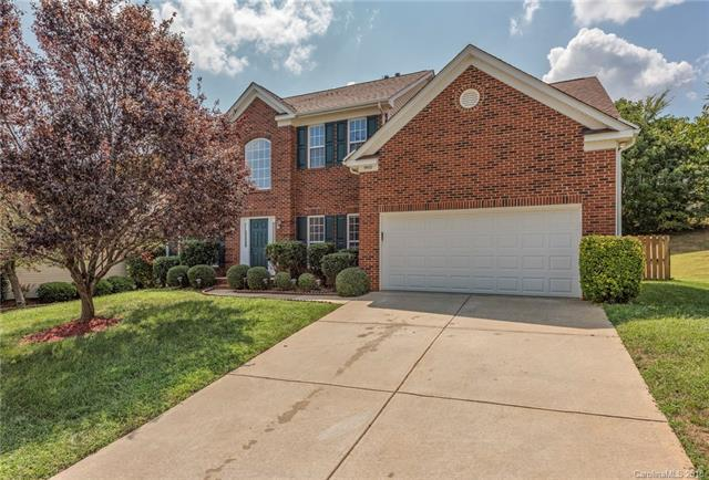 9937 Southampton Commons Drive, Charlotte, NC 28277 (#3412575) :: Stephen Cooley Real Estate Group