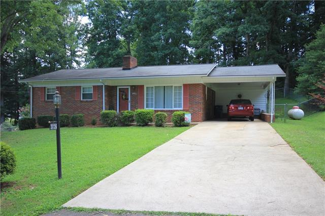 3026 Spencer Heights Drive, Lenoir, NC 28645 (#3412602) :: Exit Mountain Realty
