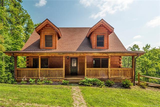 52 Morning Star Drive, Leicester, NC 28748 (#3412651) :: Exit Mountain Realty