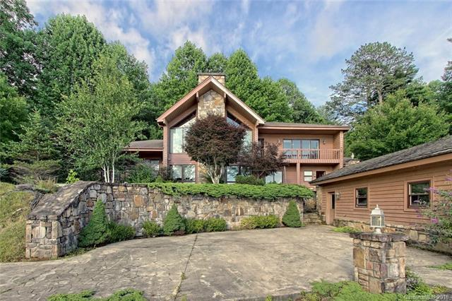 565 Blue Ridge Road, Lake Toxaway, NC 28747 (#3412661) :: Burton Real Estate Group