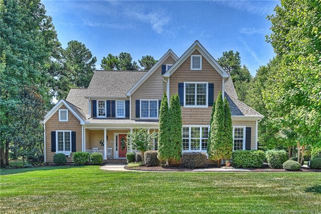 107 Spears Creek Drive, Mooresville, NC 28117 (#3412697) :: The Temple Team
