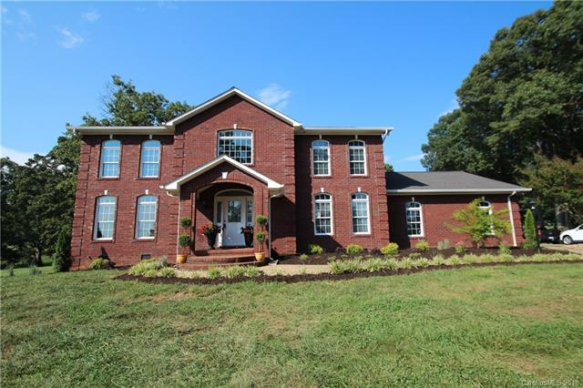 441 Whitaker Road, Shelby, NC 28152 (#3412705) :: Washburn Real Estate