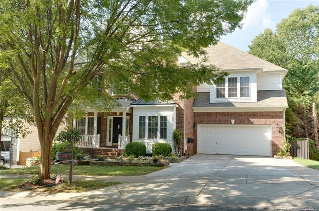 14225 Harvington Drive, Huntersville, NC 28078 (#3412738) :: Odell Realty