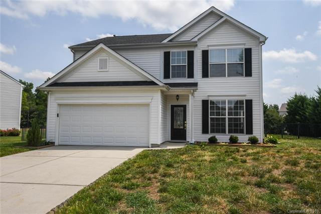 4627 Maplecrest Place, Harrisburg, NC 28075 (#3412796) :: High Performance Real Estate Advisors