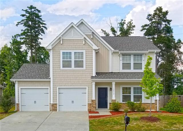 12812 Clydesdale Drive, Midland, NC 28107 (#3412957) :: Exit Mountain Realty