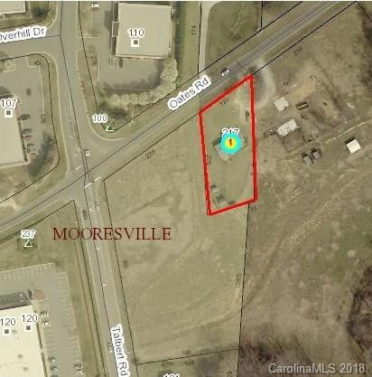 217 Oates Road, Mooresville, NC 28117 (#3412961) :: Exit Mountain Realty