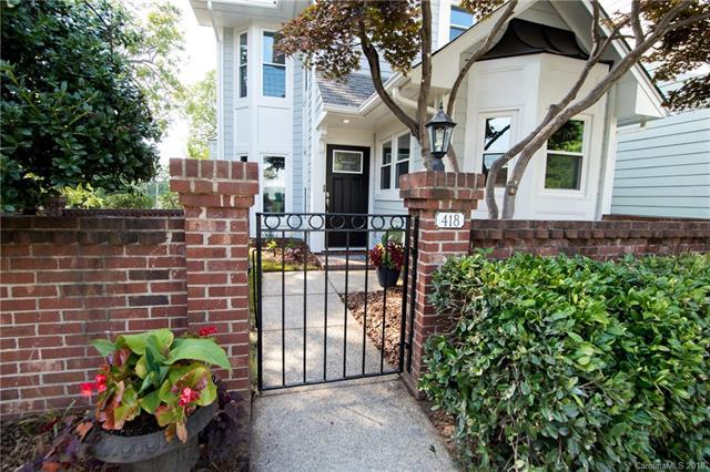 418 Clarkson Green Street, Charlotte, NC 28202 (#3413008) :: The Premier Team at RE/MAX Executive Realty