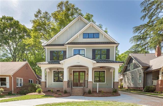 1709 Chatham Avenue, Charlotte, NC 28205 (#3413074) :: MECA Realty, LLC