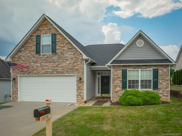 16 Summer Meadow Road #14, Arden, NC 28704 (#3413156) :: Johnson Property Group - Keller Williams