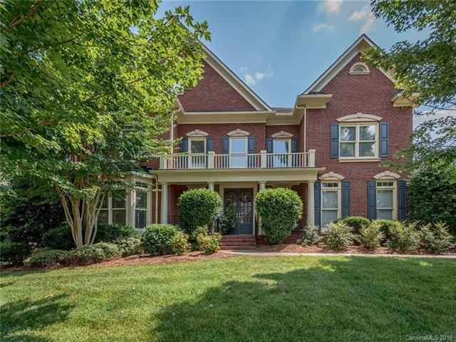 4006 Stanbury Drive, Matthews, NC 28104 (#3413195) :: Odell Realty