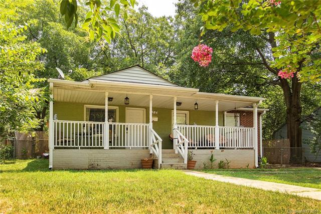 156 N Smallwood Place, Charlotte, NC 28216 (#3413225) :: Stephen Cooley Real Estate Group