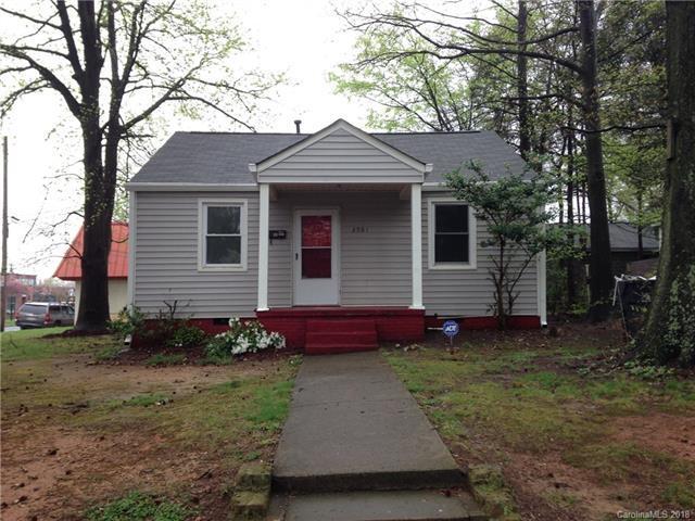 2501 Yadkin Avenue, Charlotte, NC 28205 (#3413236) :: Exit Mountain Realty