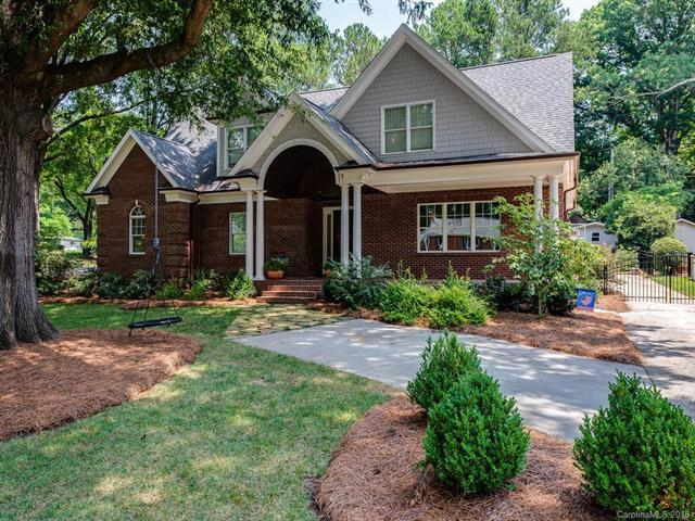 3201 Eastburn Road, Charlotte, NC 28210 (#3413250) :: Caulder Realty and Land Co.