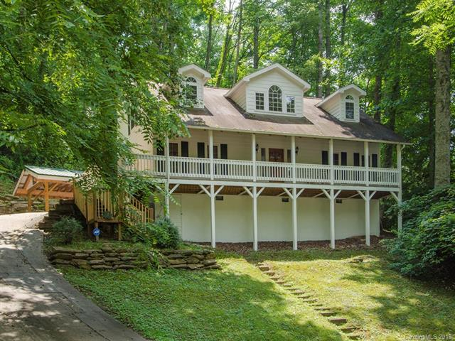 14 Greenview Drive #7, Maggie Valley, NC 28751 (#3413259) :: Rinehart Realty