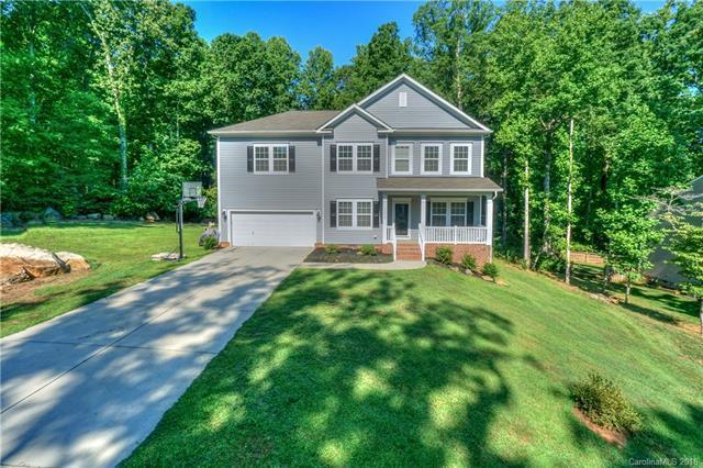 12323 Flatbush Drive, Huntersville, NC 28078 (#3413298) :: Cloninger Properties