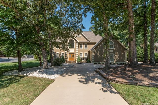 21236 Blakely Shores Drive, Cornelius, NC 28031 (#3413499) :: Besecker Homes Team
