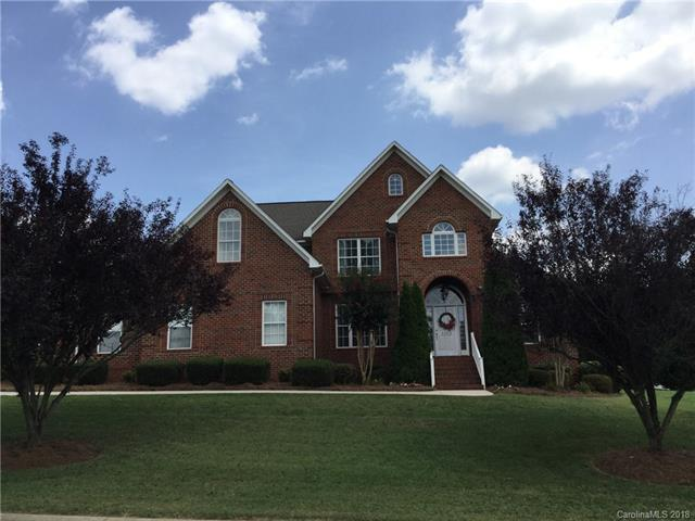 1103 Hillcrest Ridge Drive #49, Salisbury, NC 28146 (#3413550) :: RE/MAX Four Seasons Realty
