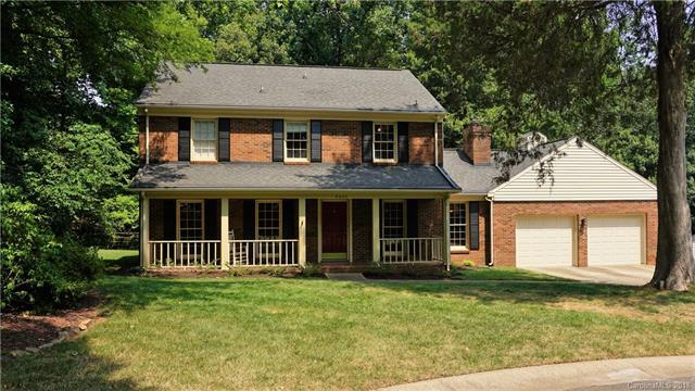 9605 Enid Lane, Matthews, NC 28105 (#3413603) :: The Ann Rudd Group
