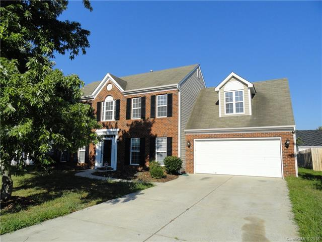 9645 Steele Meadow Road, Charlotte, NC 28273 (#3413614) :: Washburn Real Estate