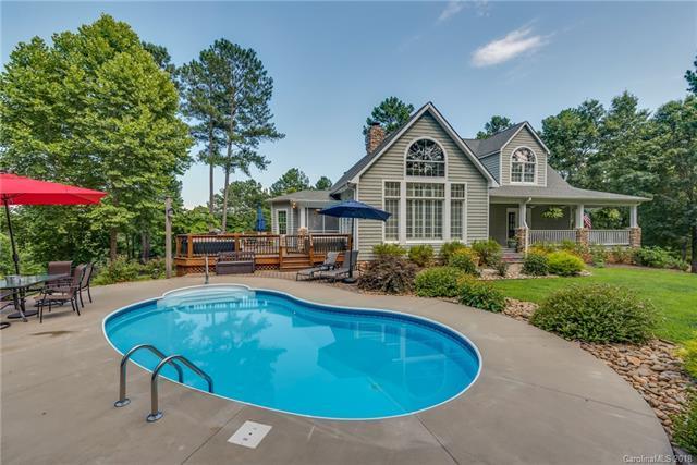 4443 & 4434 Lake Adger Parkway, Mill Spring, NC 28756 (#3413624) :: Cloninger Properties