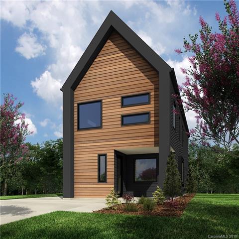 4131 Merlane Drive, Charlotte, NC 28206 (#3413646) :: Washburn Real Estate