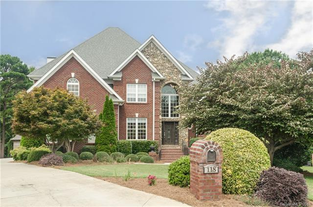 118 Chatworth Lane, Mooresville, NC 28117 (#3413659) :: Besecker Homes Team