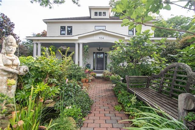 704 36th Street, Charlotte, NC 28205 (#3413662) :: Cloninger Properties