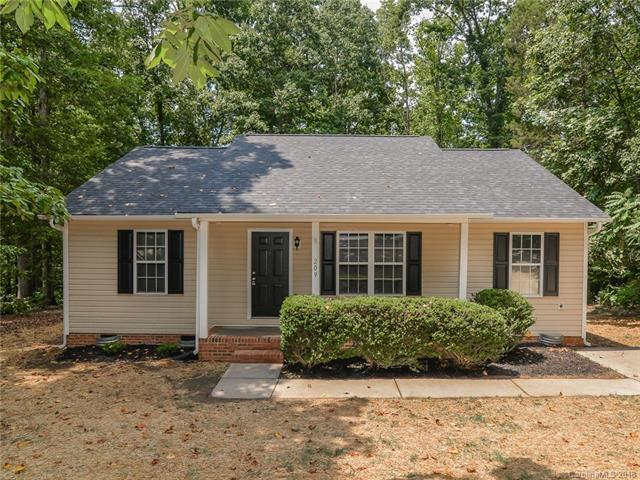 209 Hickory Wood Drive #9, Kannapolis, NC 28083 (#3413710) :: RE/MAX Four Seasons Realty