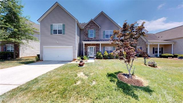 5707 Falkirk Lane, Matthews, NC 28104 (#3413824) :: Leigh Brown and Associates with RE/MAX Executive Realty