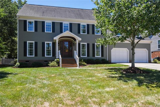 2515 Tensing Court, Matthews, NC 28105 (#3413900) :: Leigh Brown and Associates with RE/MAX Executive Realty