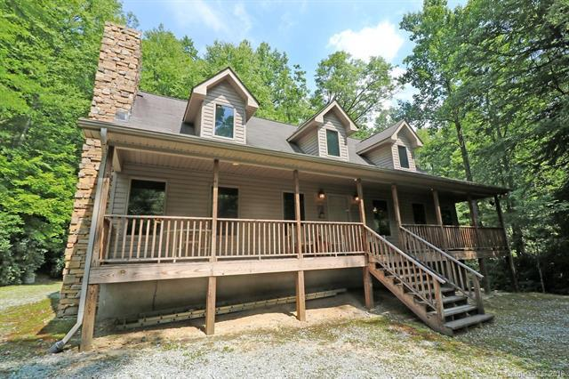581 Hubbard Hollow Road, Rosman, NC 28772 (#3413901) :: Cloninger Properties