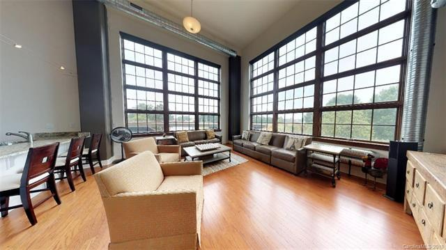 715 N Graham Street #301, Charlotte, NC 28202 (#3413928) :: David Hoffman Group