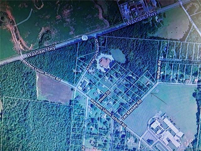 5306 Lee Massey Road #10, Waxhaw, NC 28173 (#3413936) :: The Ramsey Group