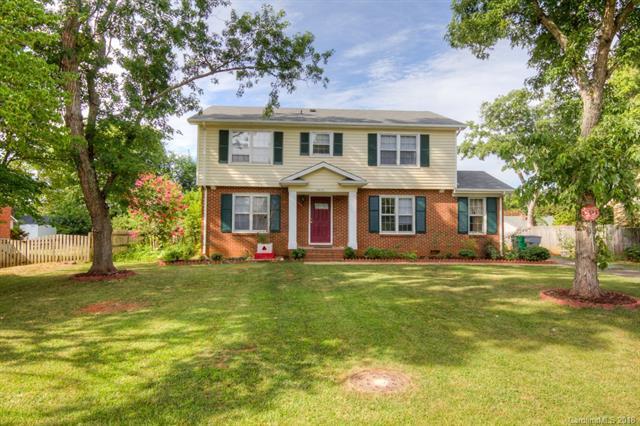7422 Hillbourn Drive, Charlotte, NC 28212 (#3414058) :: Rinehart Realty