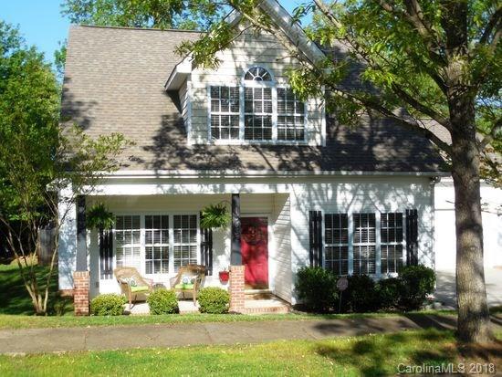 13432 Glencreek Lane, Huntersville, NC 28078 (#3414059) :: Cloninger Properties