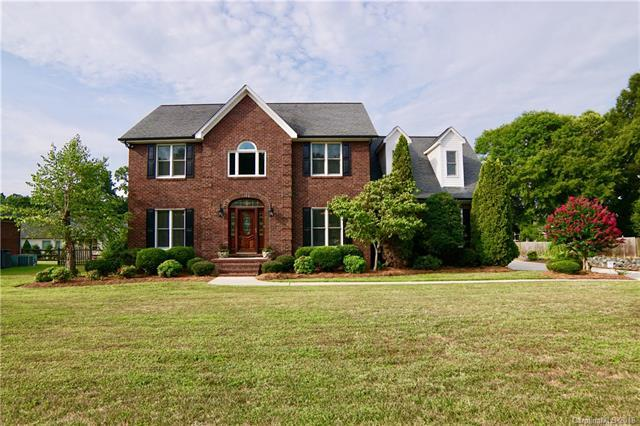 4044 Morris Burn Drive, Concord, NC 28027 (#3414081) :: Exit Mountain Realty