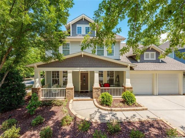 9603 Rosalyn Glen Road, Cornelius, NC 28031 (#3414110) :: Besecker Homes Team