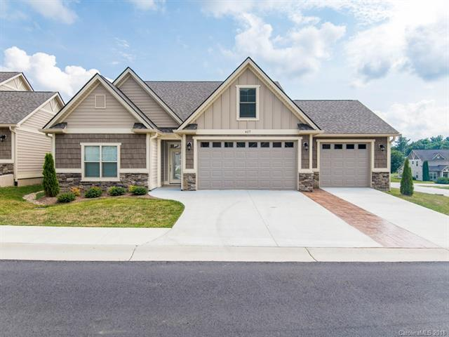 427 Windstone Drive #431, Fletcher, NC 28732 (#3414216) :: High Performance Real Estate Advisors
