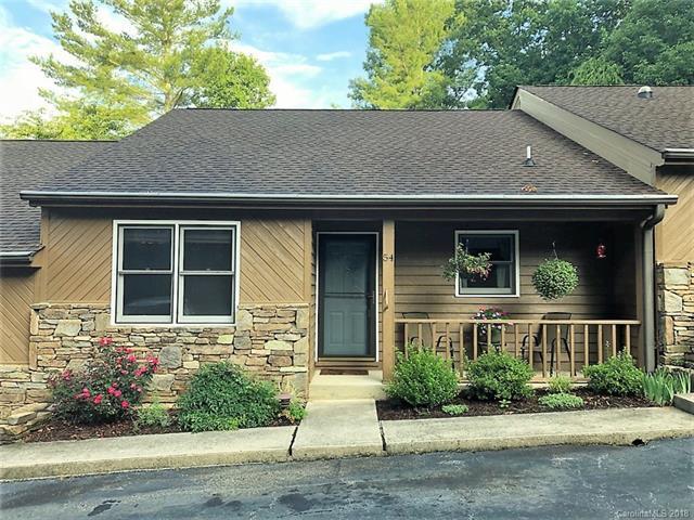 54 Sagebrush Circle, Etowah, NC 28729 (#3414313) :: High Performance Real Estate Advisors