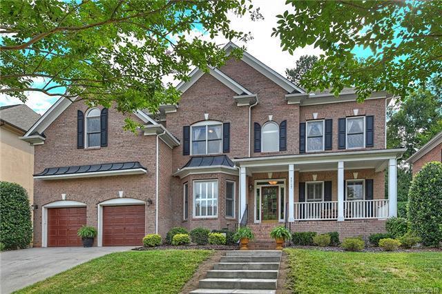 7717 Quail Park Drive, Charlotte, NC 28210 (#3414325) :: Scarlett Real Estate