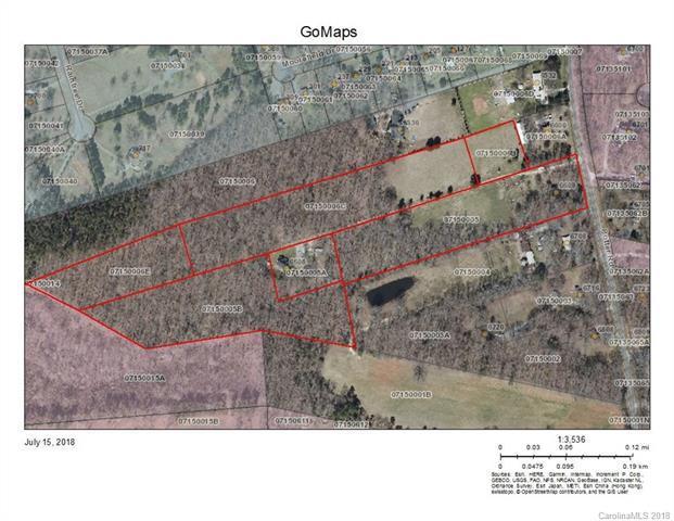 6608 Potter Road, Matthews, NC 28104 (#3414440) :: LePage Johnson Realty Group, LLC
