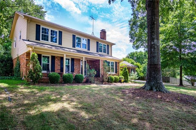 614 Nottingham Drive, Charlotte, NC 28211 (#3414558) :: Stephen Cooley Real Estate Group