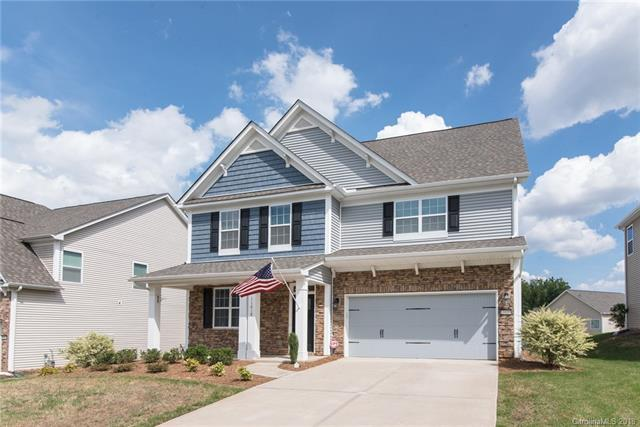 11018 Aspen Ridge Lane, Concord, NC 28027 (#3414577) :: Team Honeycutt