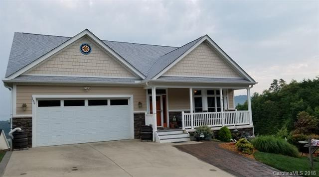 139 Starview Knoll, Weaverville, NC 28787 (#3414610) :: Odell Realty