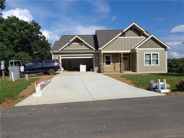 709 Blacksmith Run Drive #61, Hendersonville, NC 28792 (#3414637) :: RE/MAX Metrolina