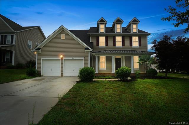 535 Smoke House Lane, Rock Hill, SC 29732 (#3414713) :: High Performance Real Estate Advisors