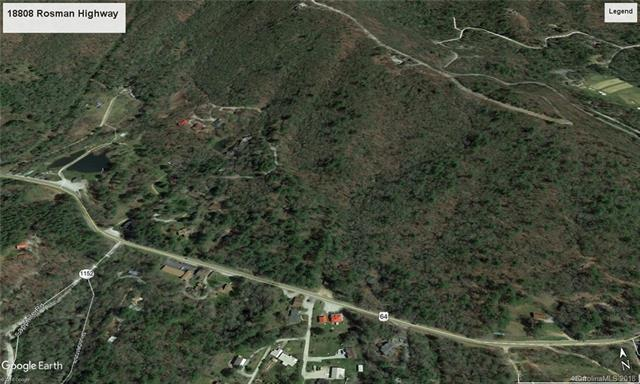 18808 Rosman Highway, Sapphire, NC 28774 (#3414786) :: Exit Mountain Realty