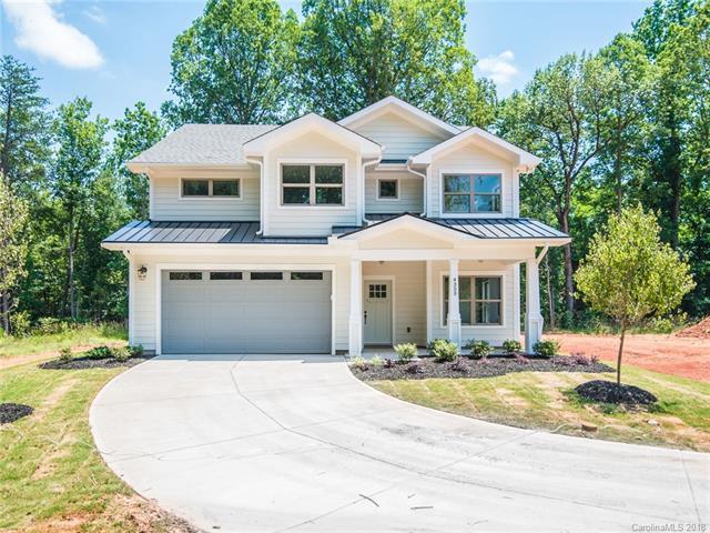 4307 Spring Street #5, Matthews, NC 28105 (#3414868) :: Exit Mountain Realty